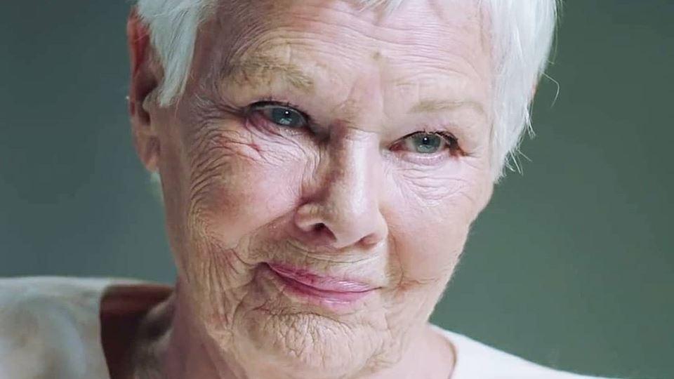 Aos 85 anos, Judi Dench é capa...