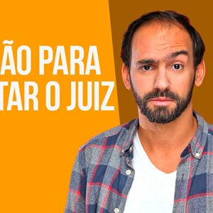 RFM - SÓ LEIO AS GORDAS: PETIÇÃO PARA AFASTAR JUIZ