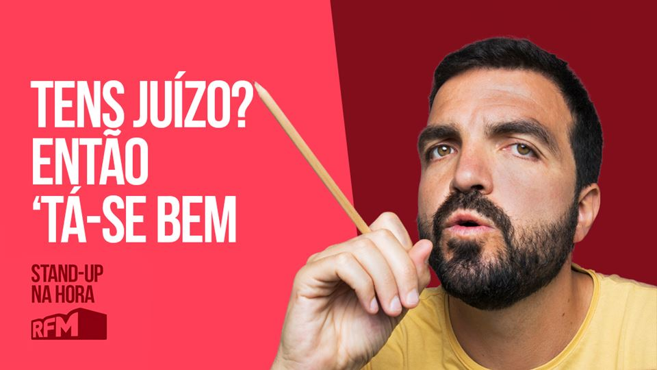 RFM - STAND UP NA HORA: TENS J...