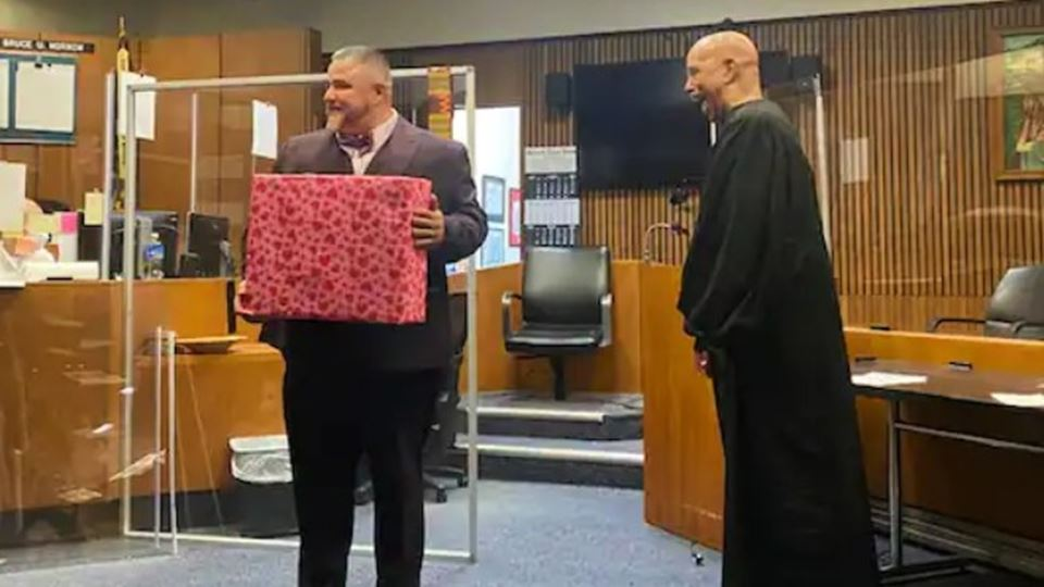 Juíz deu uma segunda oportunid...