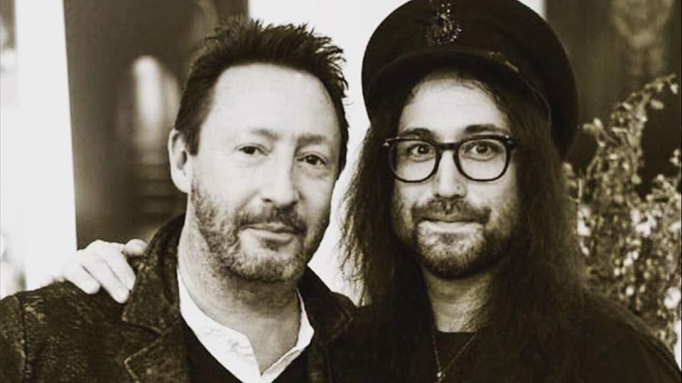 Julian e Sean Lennon