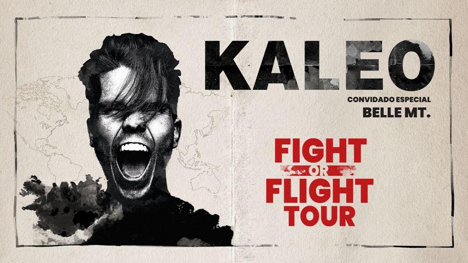 Kaleo em Portugal a 8 de Janeiro de 2022