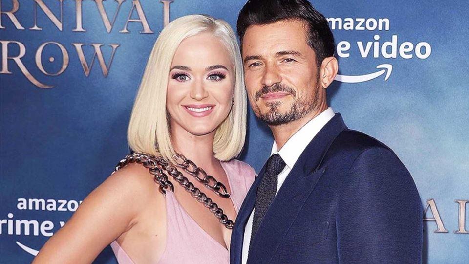 Katy Perry está grávida!