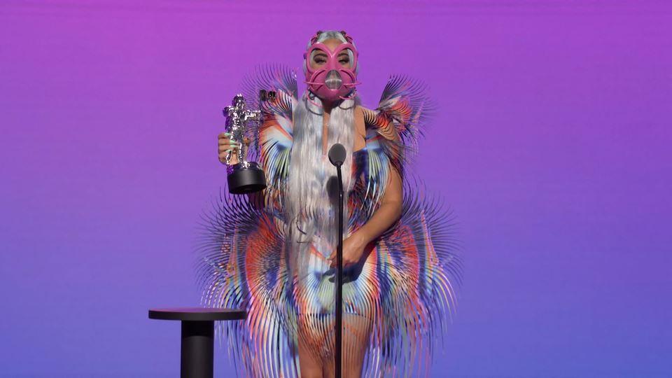 MTV VMAs: Lady Gaga é a grande...