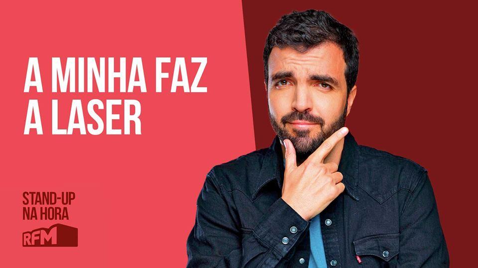 Salvador Martinha: A minha faz...