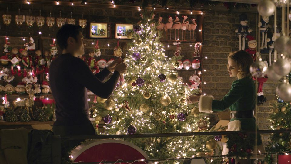 Last Christmas frame