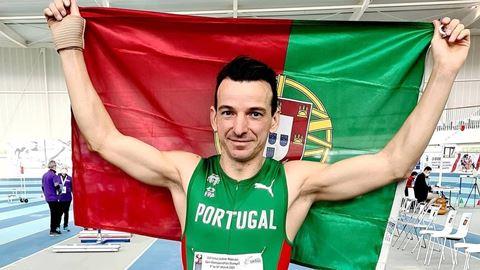 Lenine Cunha, atleta paralímpi...