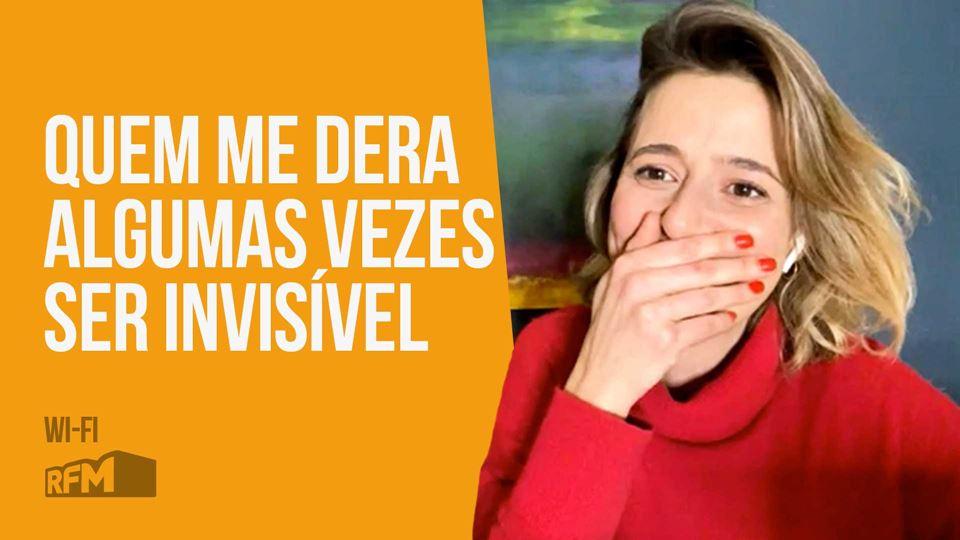 Leonor Poeiras live no Wi-Fi