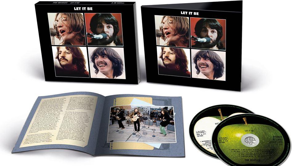 Let it Be - Beatles reedição especial Outubro 2021