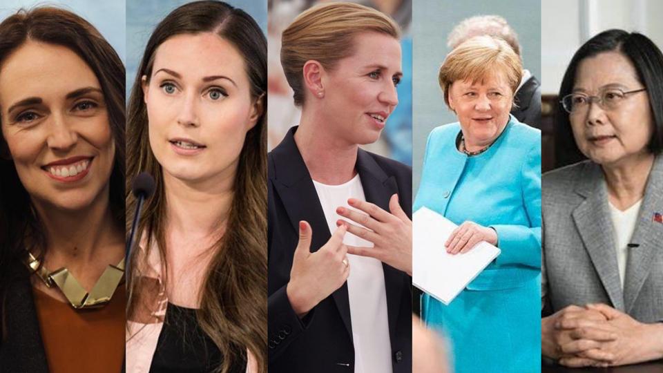 líderes femininas
