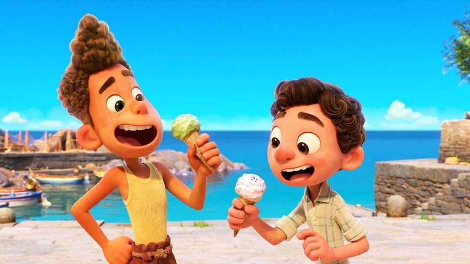 """""""Luca"""", o novo filme da Disney..."""