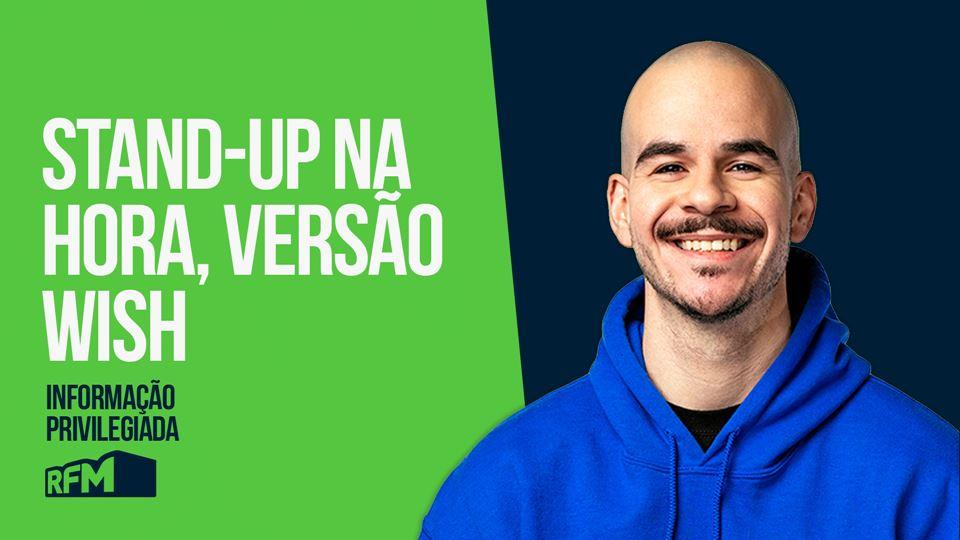 Luís Franco-Bastos: Stand-up n...