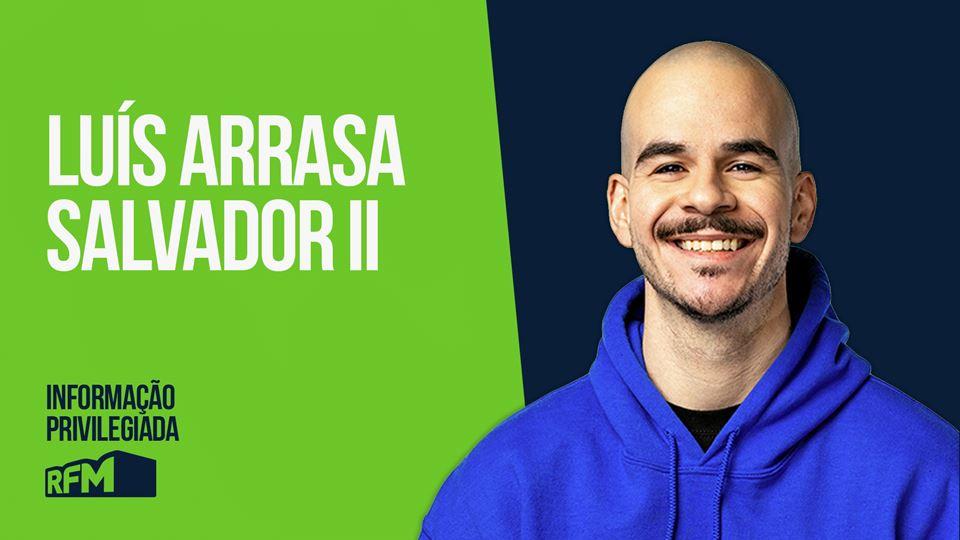 Luís Franco-Bastos: Luís arras...