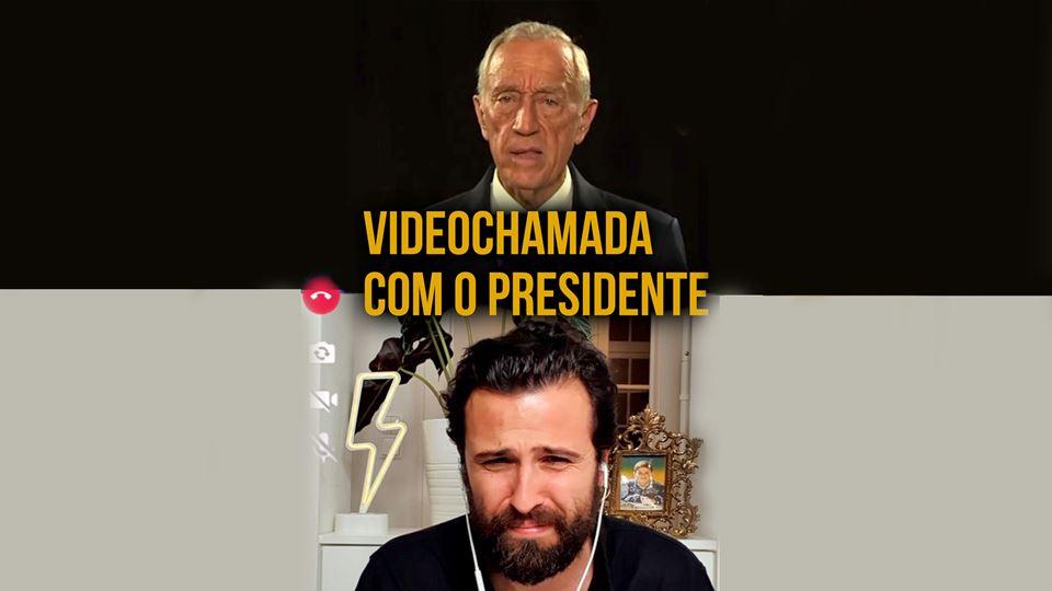 Rodrigo Gomes liga para o Pres...