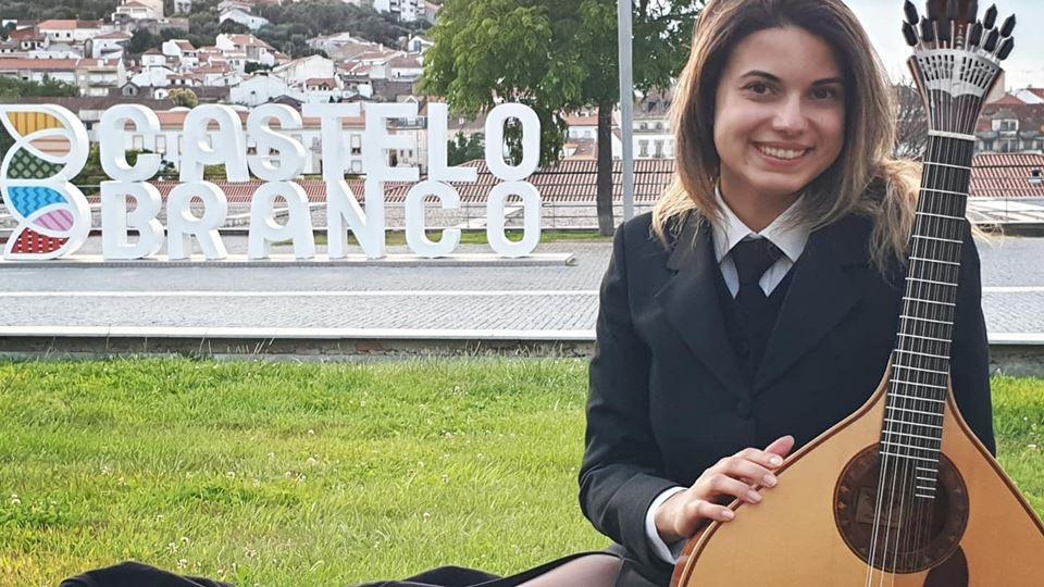 Mariana Martins é a primeira m...