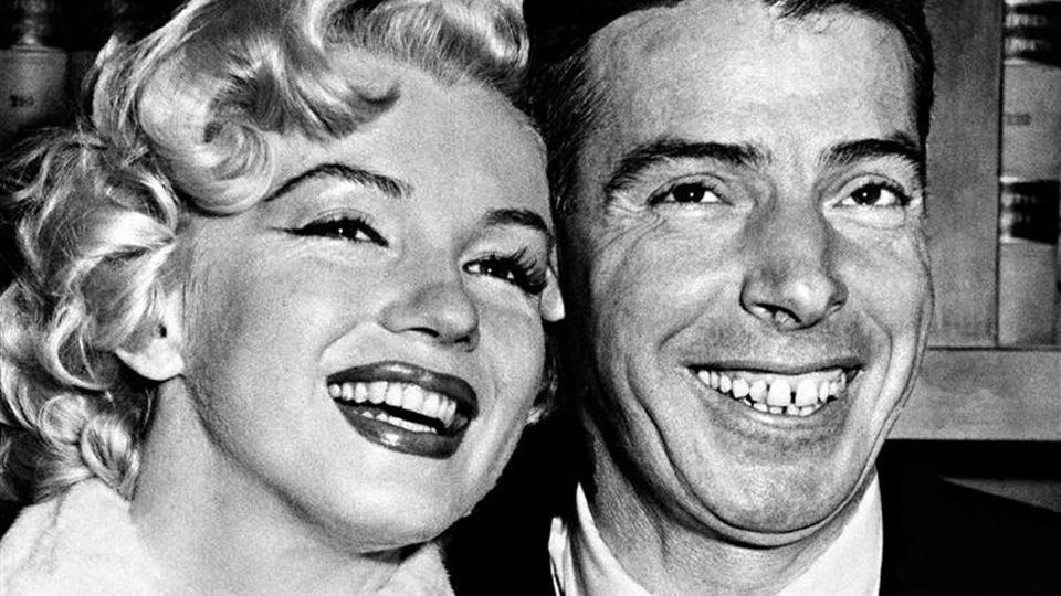 Marilyn e Joe DiMaggio