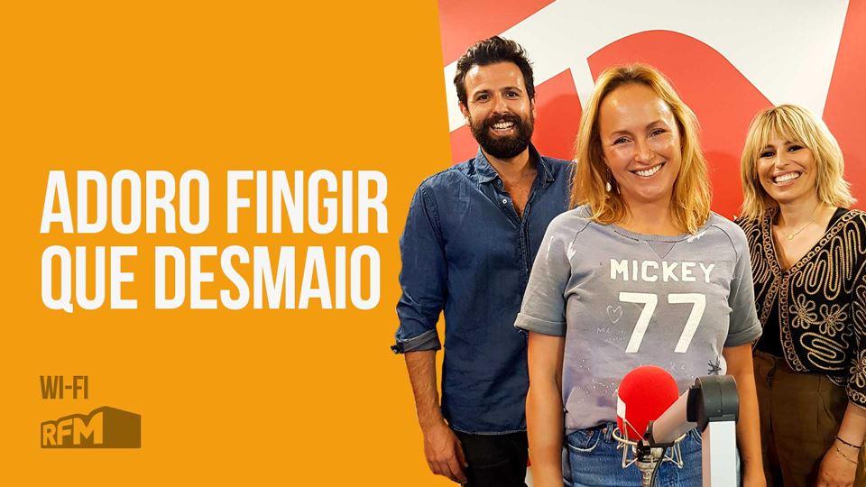 Marisa Cruz live no Wi-Fi da RFM