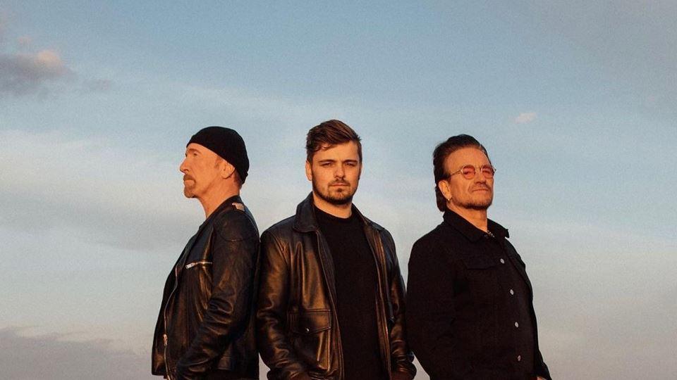 Dj Martin Garrix, Bono Vox e T...