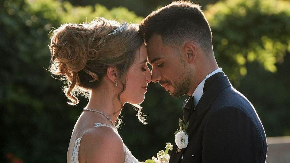 Miguel Oliveira casa-se com An...