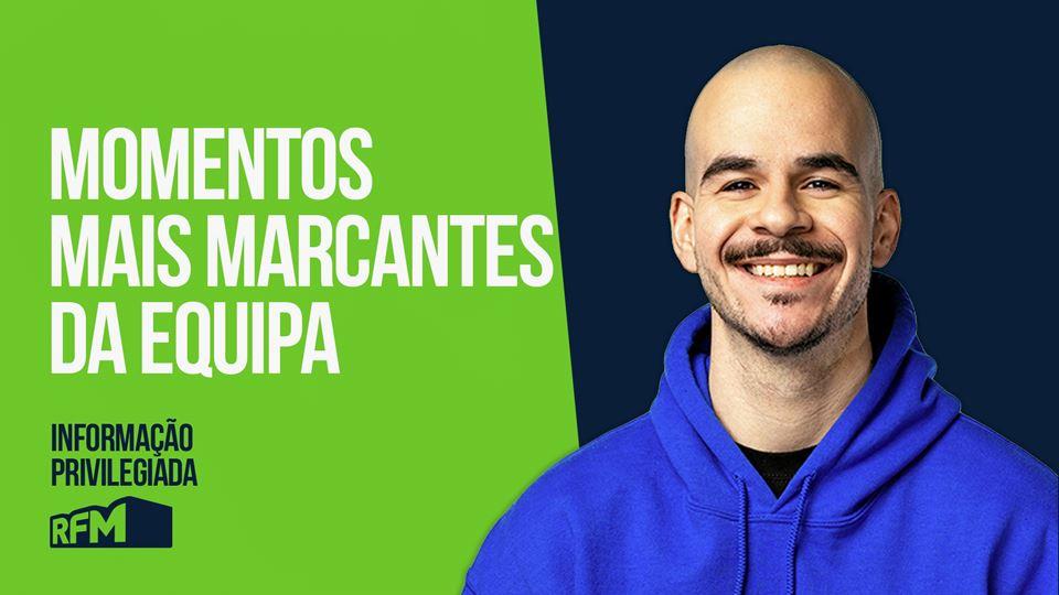 Luís Franco-Bastos: Momentos m...