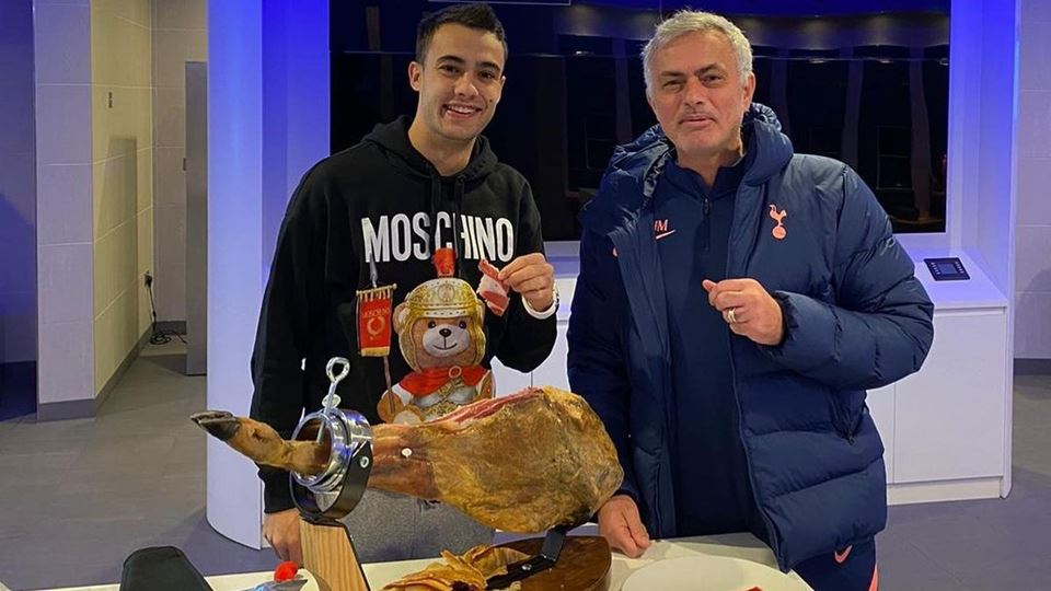 Mourinho cumpre promessa a jog...