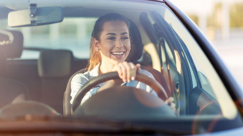 Mulheres conduzem melhor do qu...
