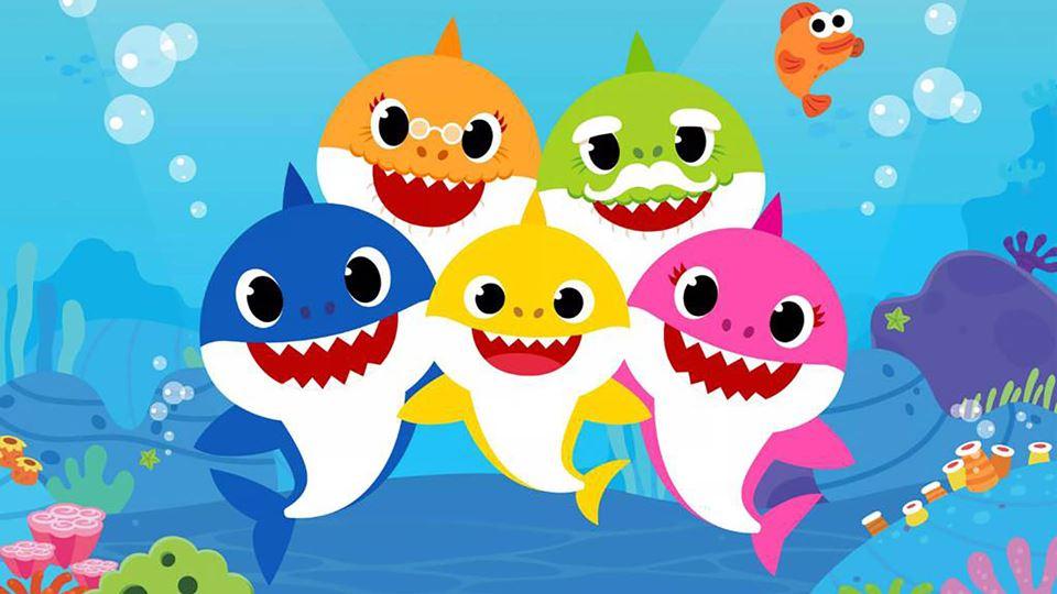 """Baby Shark"" ultrapassa ""Despa..."