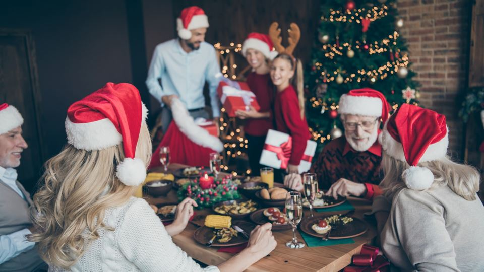 Natal em família? Nobéis da ec...