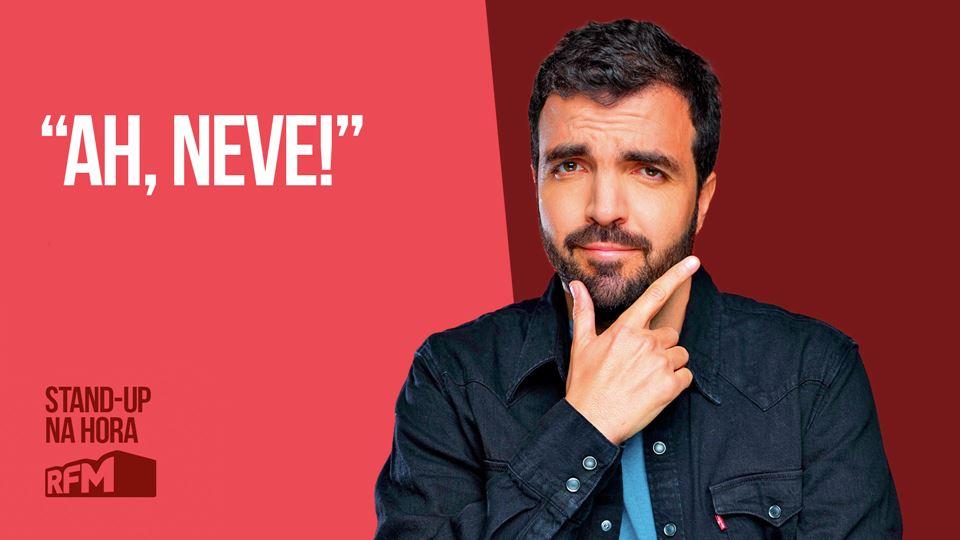 """Salvador Martinha: """"Ah, Neve!"""""""