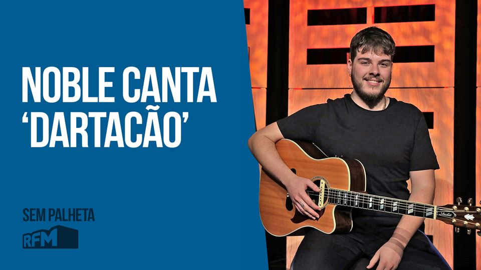 Noble canta Dartacão no Sem Pa...