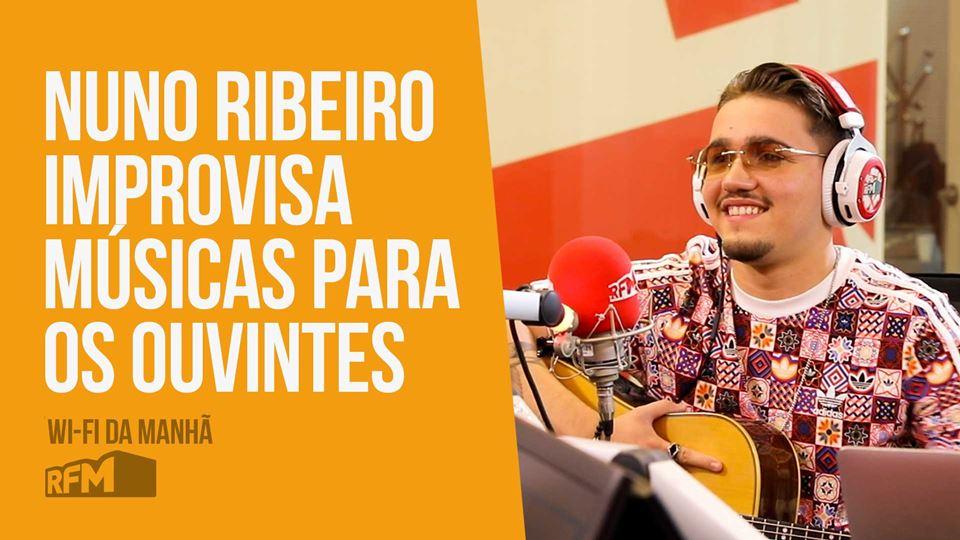 Nuno Ribeiro provoca emoções à...