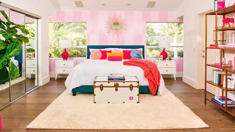 O quarto da Barbie