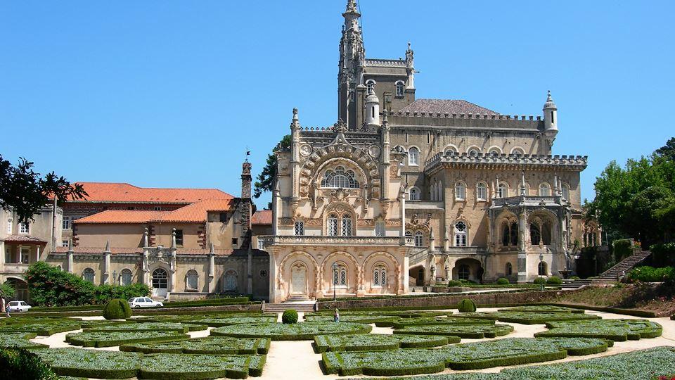 palacio bussaco