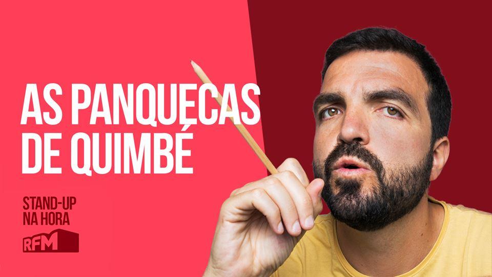 Salvador Martinha: As panqueca...