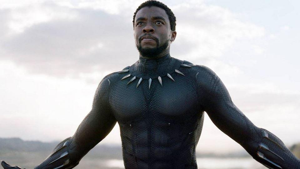 """Pantera Negra 2"" suspenso: Pr..."