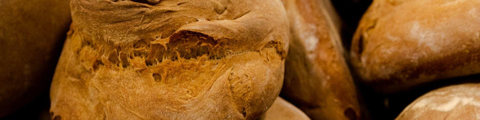 O melhor pão português é o alentejano!