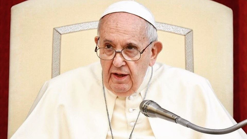 """Papa Francisco: """"A coscuvilhic..."""
