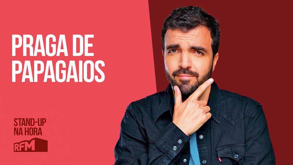 Salvador Martinha: Praga de pa...