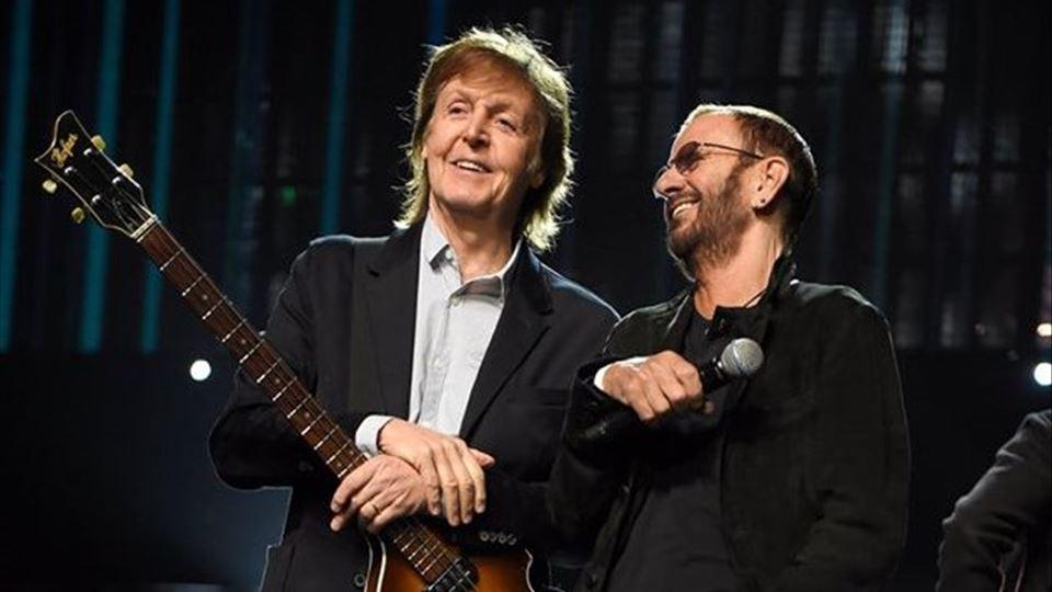 Ringo Starr vai fazer festa de...