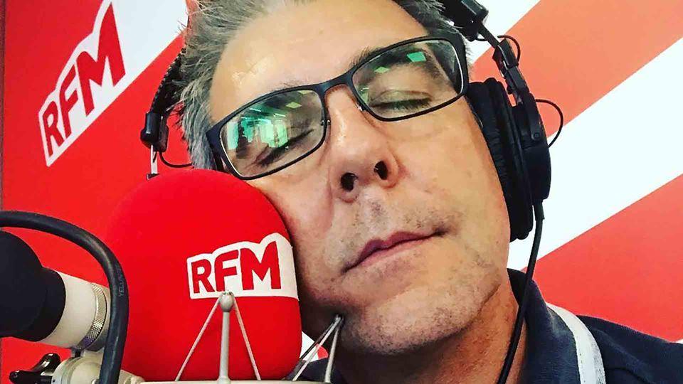 Paulo Fragoso na RFM