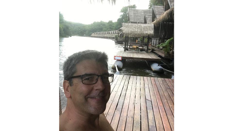 Paulo Fragoso na Tailândia