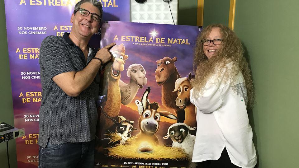 Paulo Fragoso e Claudia Cadima