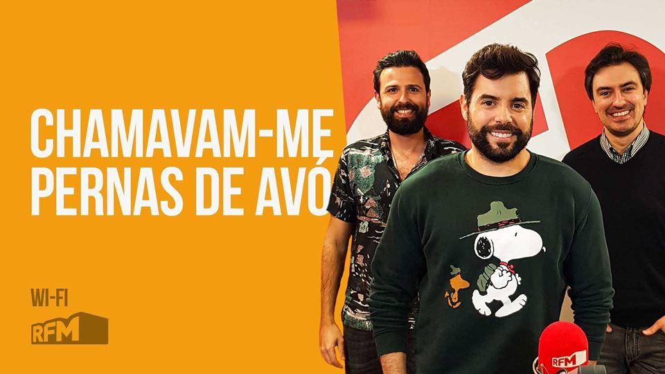 Pedro Carvalho live no Wi-Fi d...