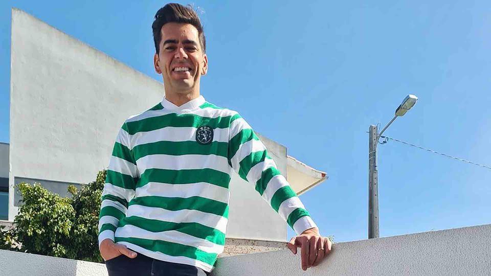 Sportinguista Pedro Fernandes ...