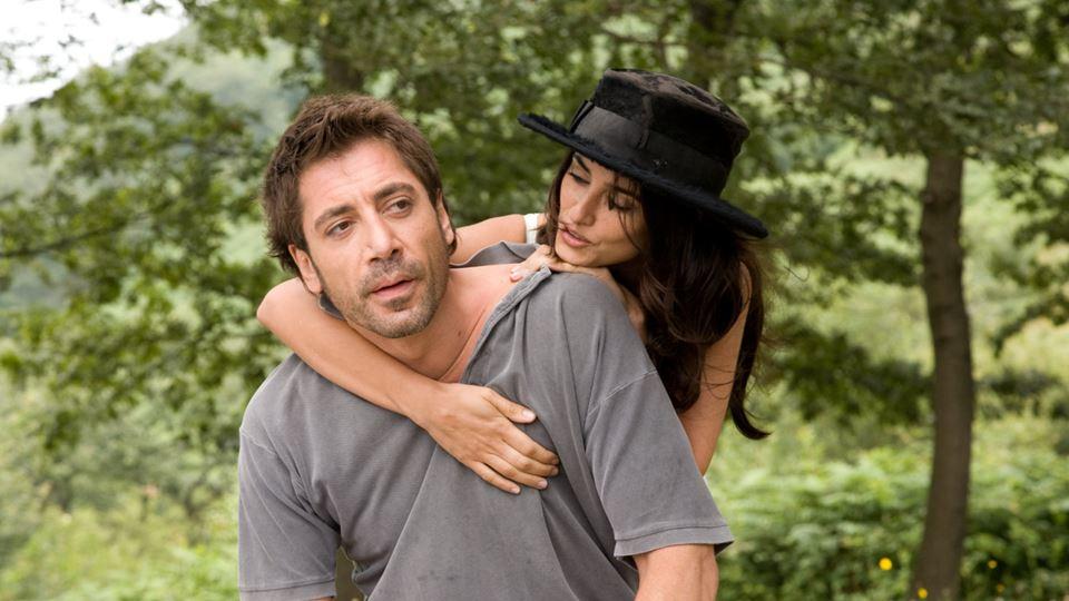 Penélope Cruz e Javier Bardem ...