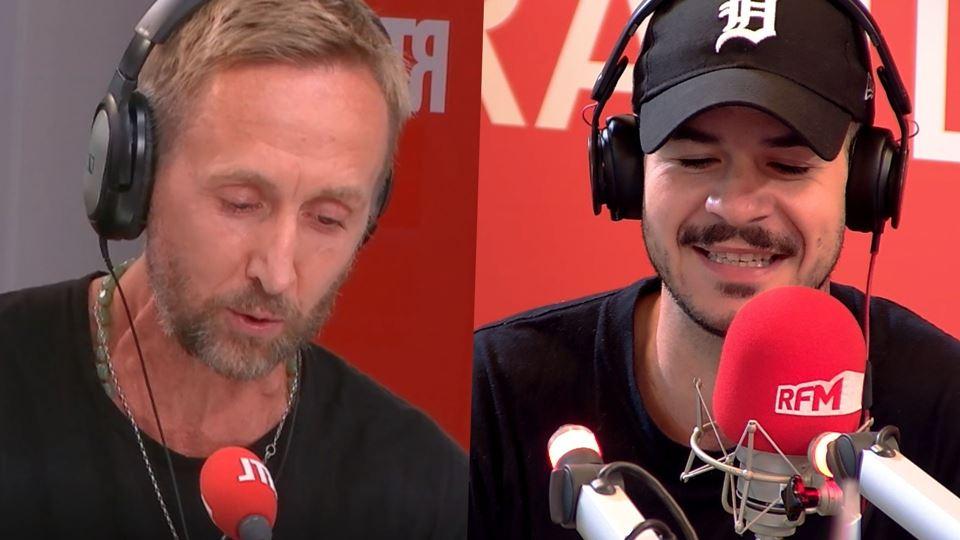 Radialista francês da RTL volt...