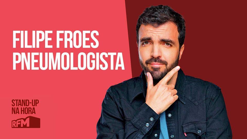 Salvador Martinha: Filipe Froe...