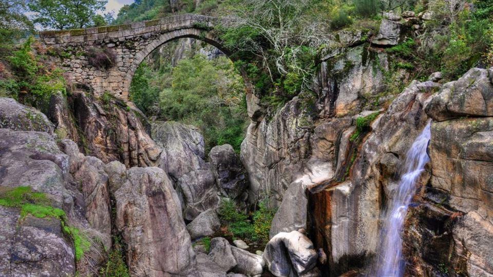 ponte de misarela