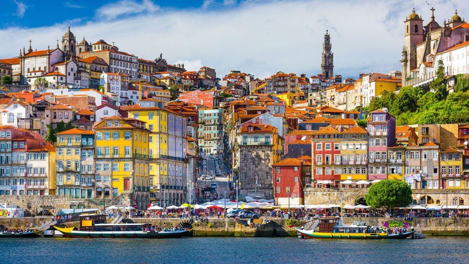 Porto é eleito o melhor destin...