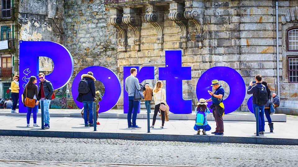 O Porto é a cidade portuguesa ...